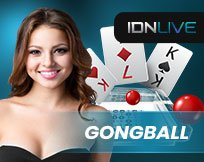 Gong Ball IDNLIVE